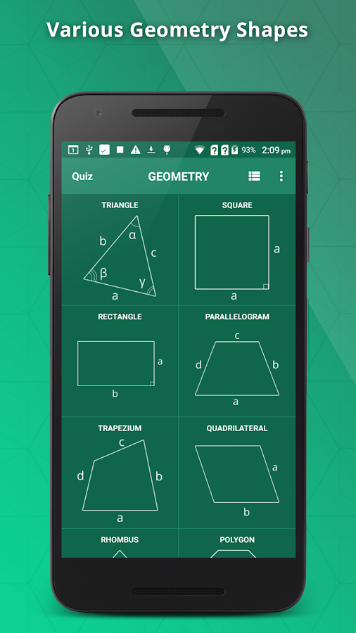 GeometrySoln : Geometry Calculation Solver 2 0 APK Download