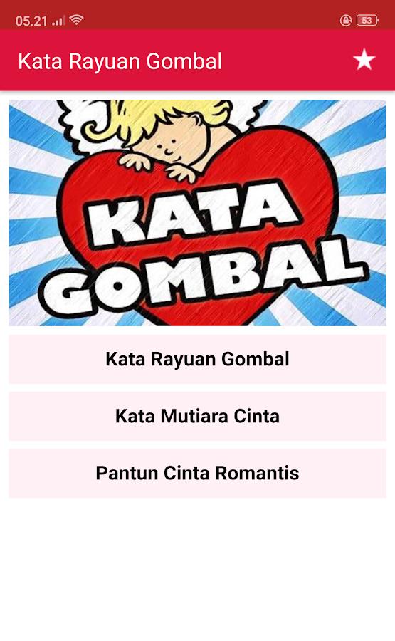 Kata Rayuan Gombal Bikin Baper 1217 Apk Download Android