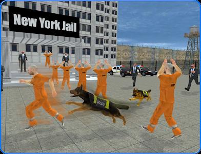 LA Police Dog Crime Patrol : Thief Chase Mission 1.1 screenshot 10