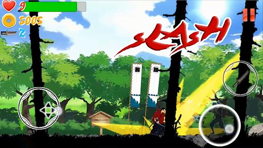 Samurai Ninja Fighter 2.0.5 screenshot 2