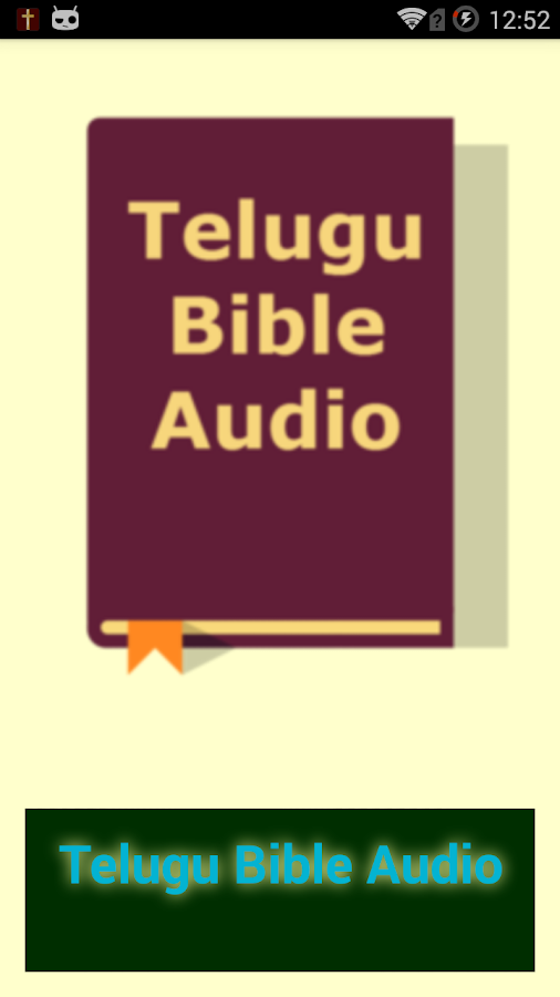 Telugu Bible Audio 1 0 APK Download - Android Music & Audio Apps