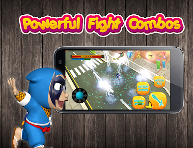 Hattori Fight 1.0 screenshot 3