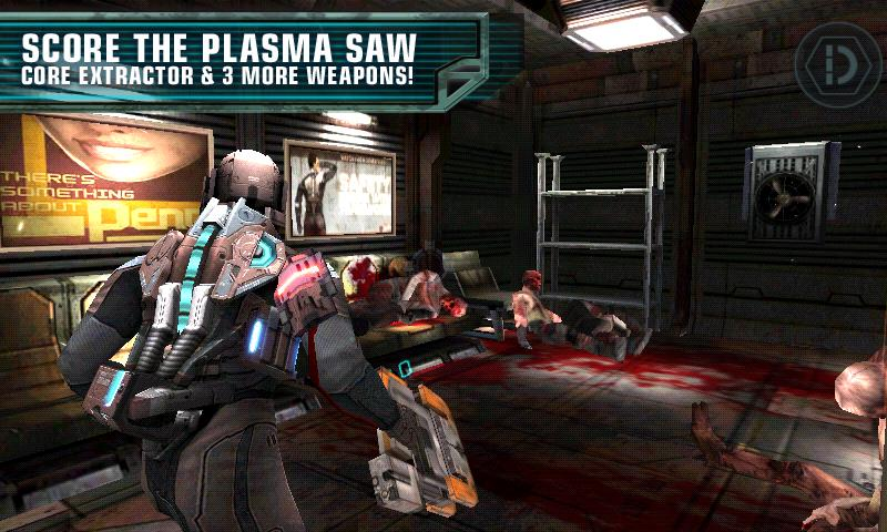 Dead Space 1 1 41 APK Download - Android Action Games