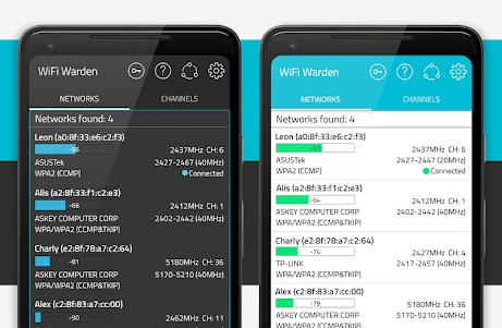 WiFi Warden 2.4.2 screenshot 1