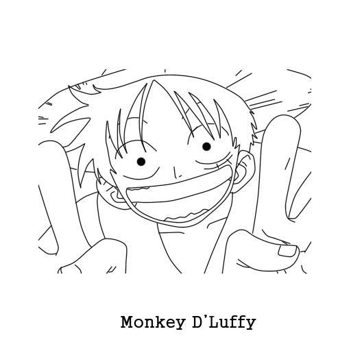 How To Draw Easy Luffy 1 0 Apk Download