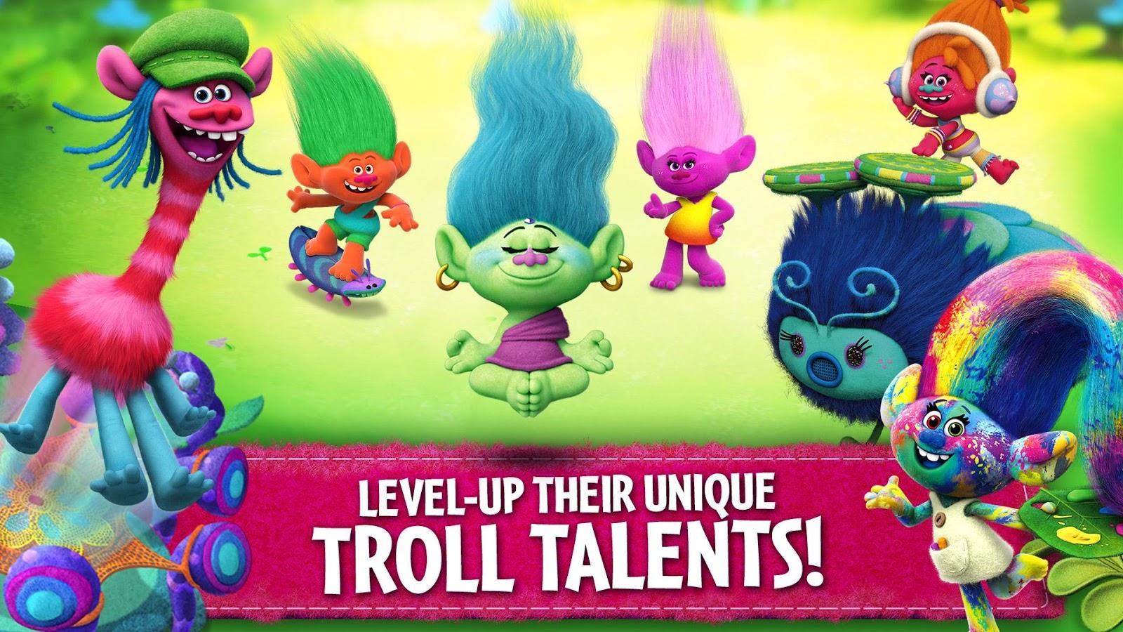 Troll Games