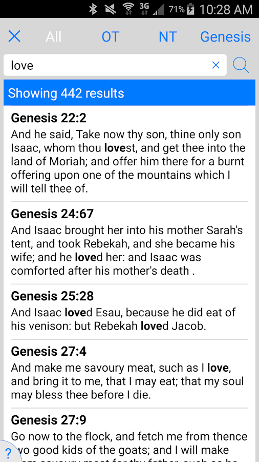 Holman kjv study bible 7124 apk download android books holman kjv study bible 7124 screenshot 7 fandeluxe Image collections