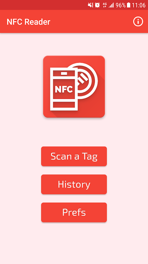 NFC Reader 4 0 APK Download - Android Tools Apps