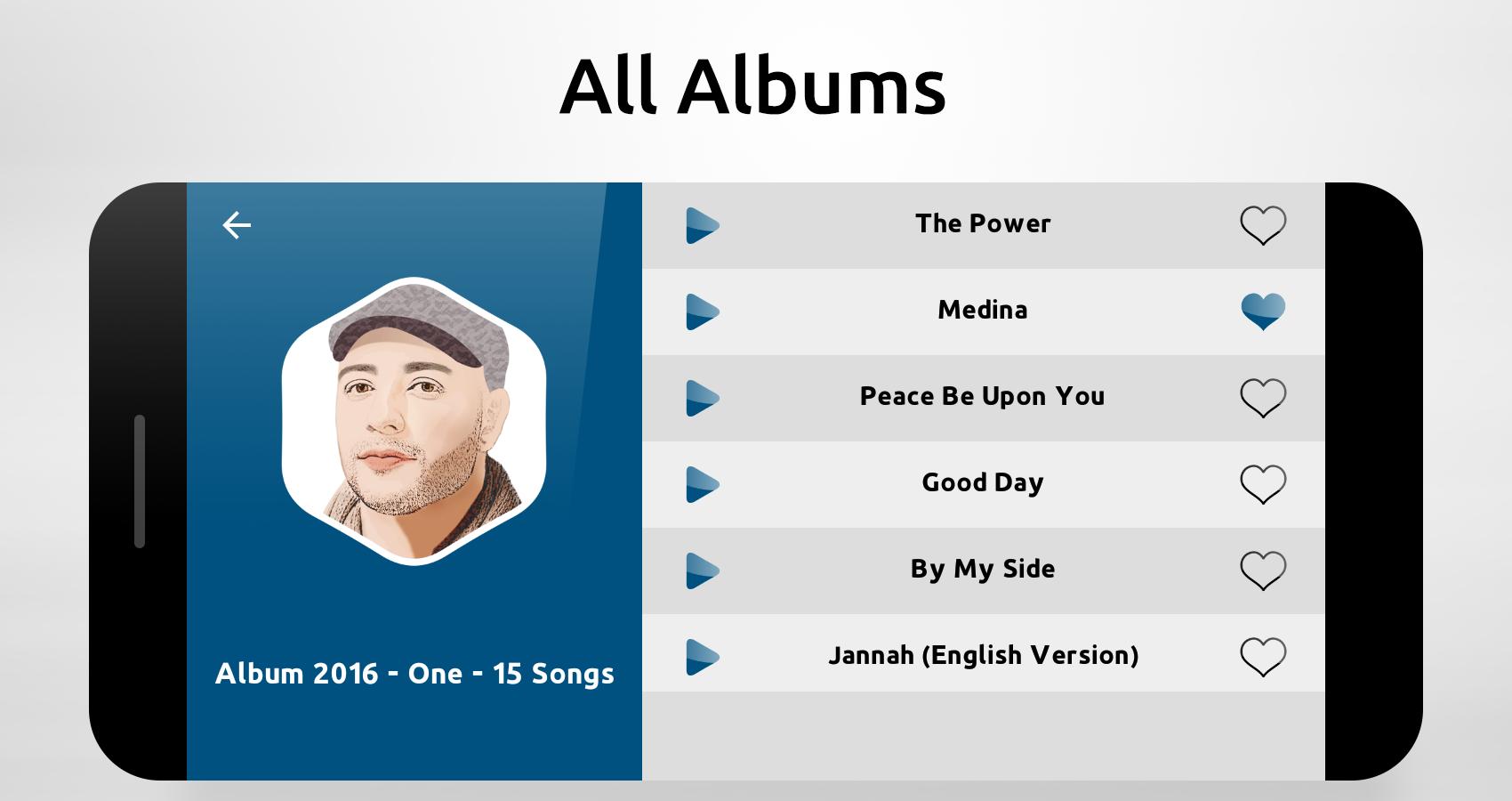 Maher Zain - Songs + Lyrics 1 1 APK Download - Android Music