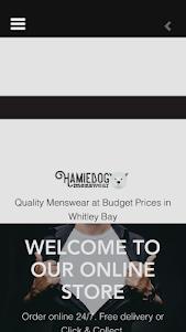 Hamiedog Menswear 1.0.2 screenshot 2