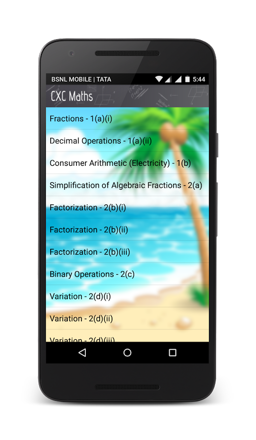 cxc maths past paper preppers 1 0 apk download android education apps