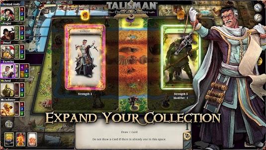 Talisman 20.16 screenshot 5