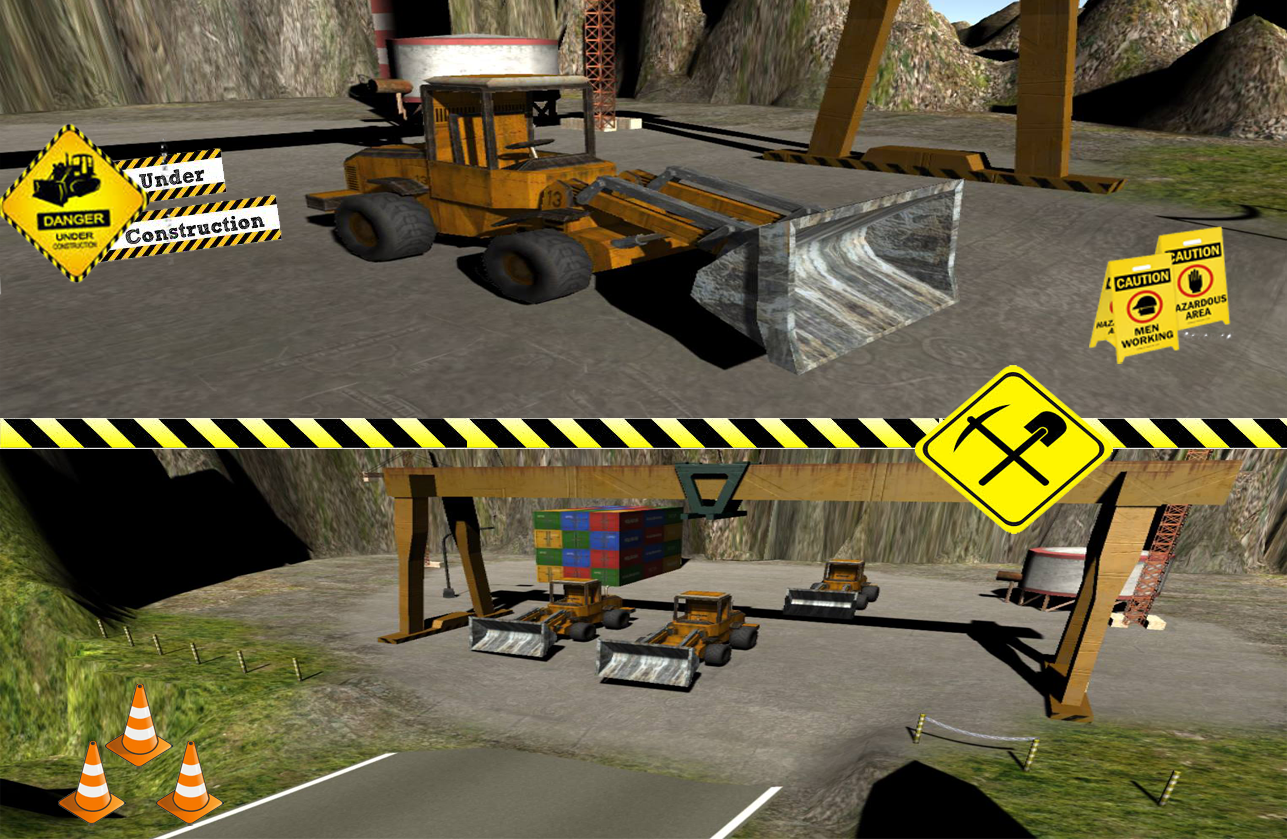 Construction Simulator 3D 2015 1.0 APK Download