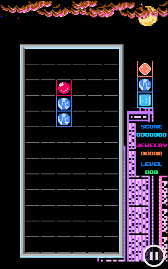 Magic Jewelry NES Classic 2.0 screenshot 1 ...