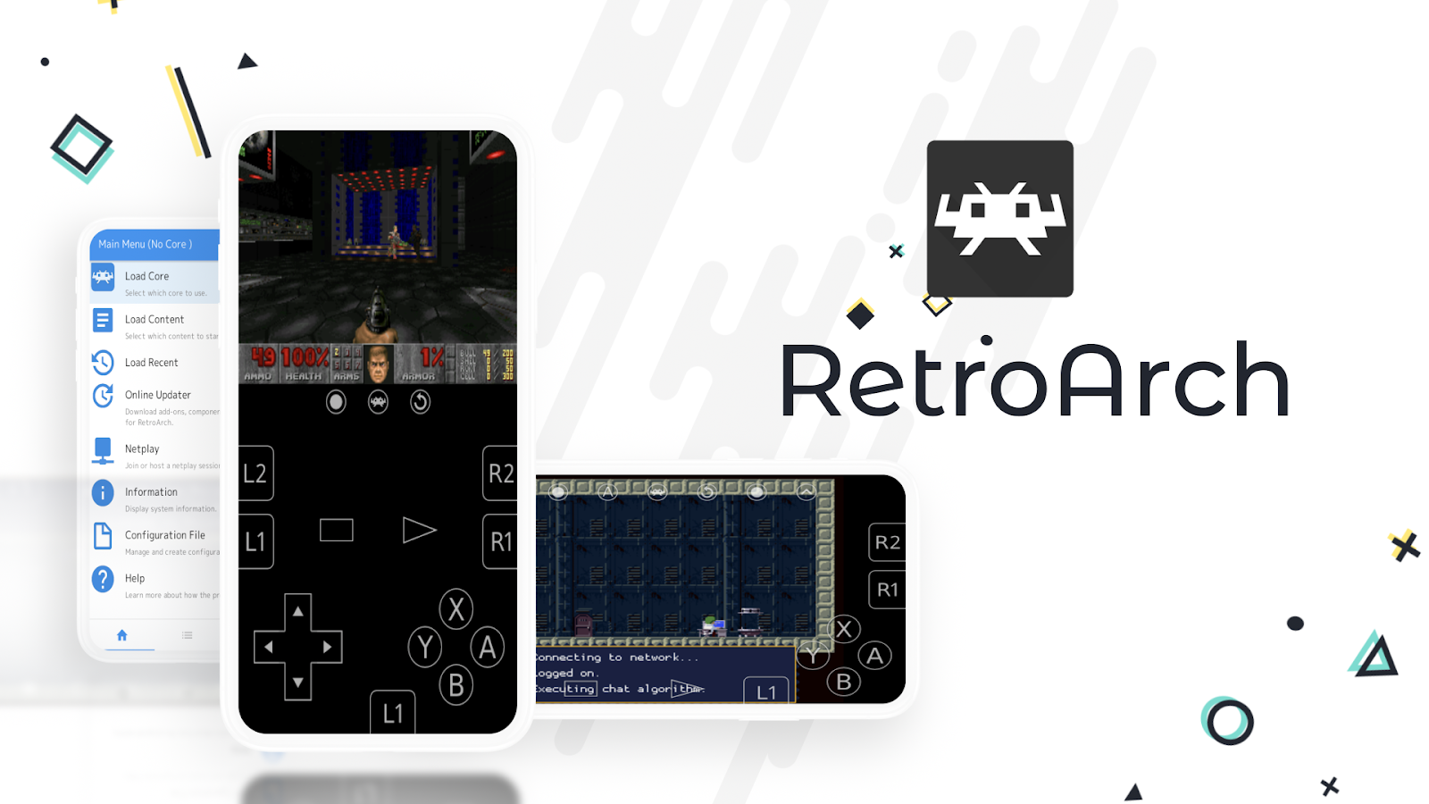 RetroArch 1 7 8_GIT APK Download - Android Action Games
