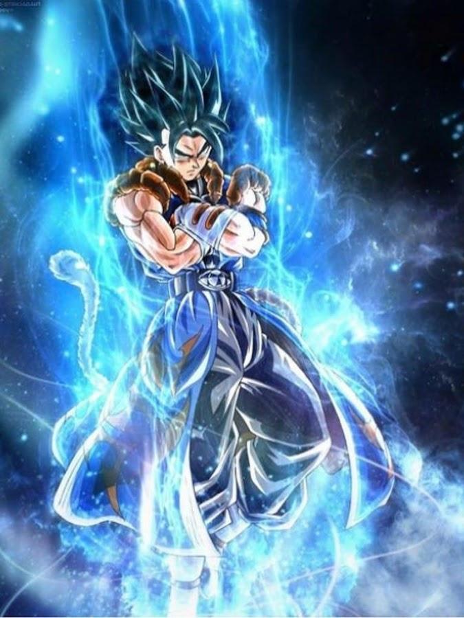 Goku Ultra Instinct Mastered Wallpaper 100 Poder 10 0 Apk