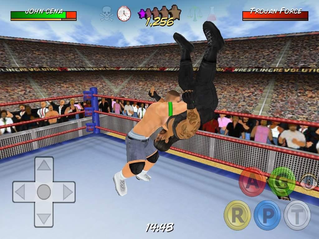 WWE Wrestling Revolution - 3D Wrestling Video App 3 4 0 APK