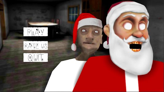 scary santa granny chapter II 8.3 screenshot 1