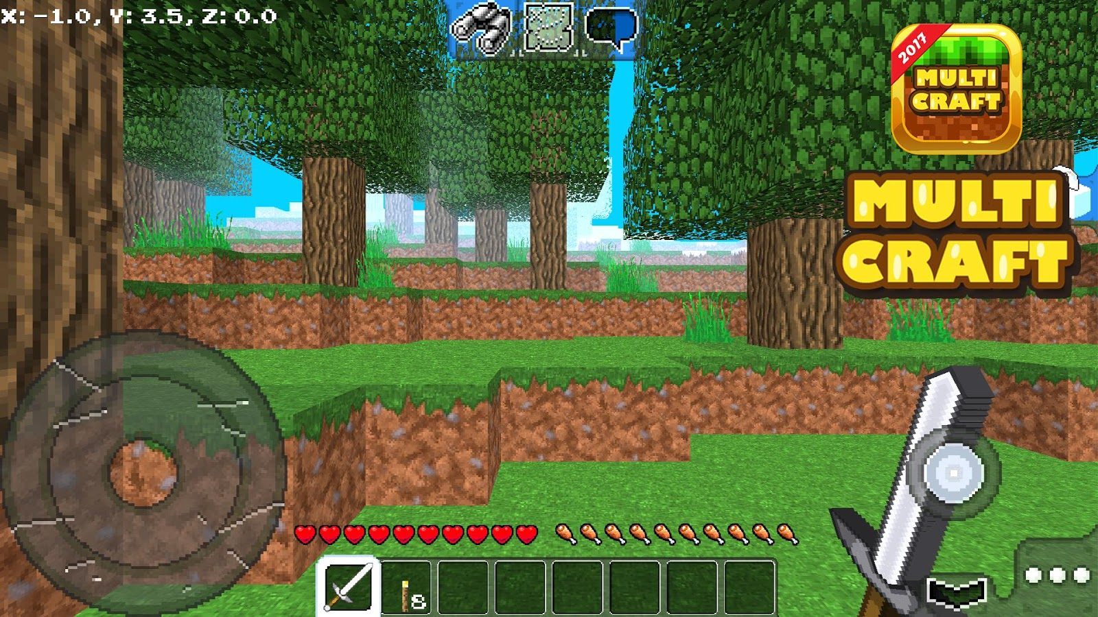 ... Multiplayer for Minecraft PE 10.0.0 screenshot 15 ...