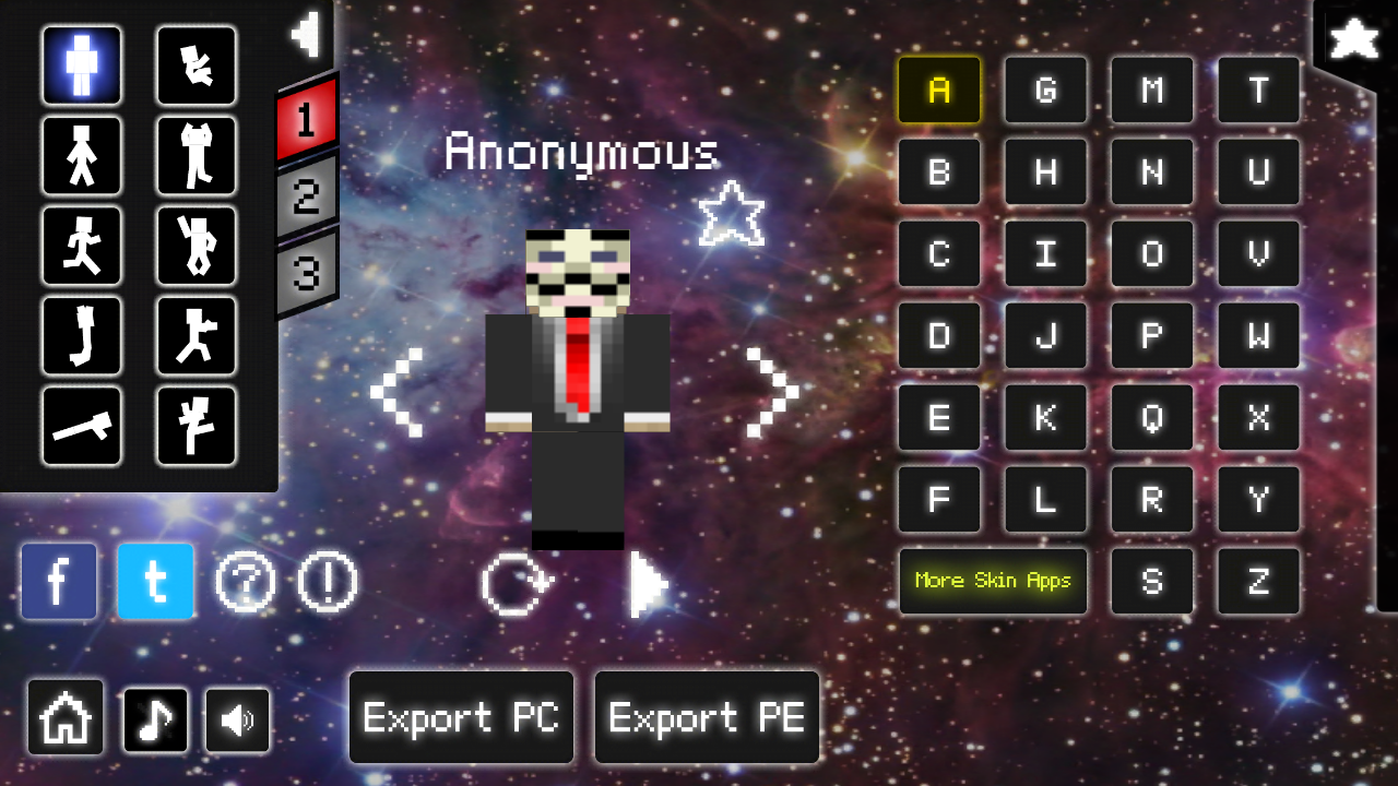 Boy Skins For Minecraft PE APK Download Android Tools Apps - Skins para minecraft pe 0 15 6