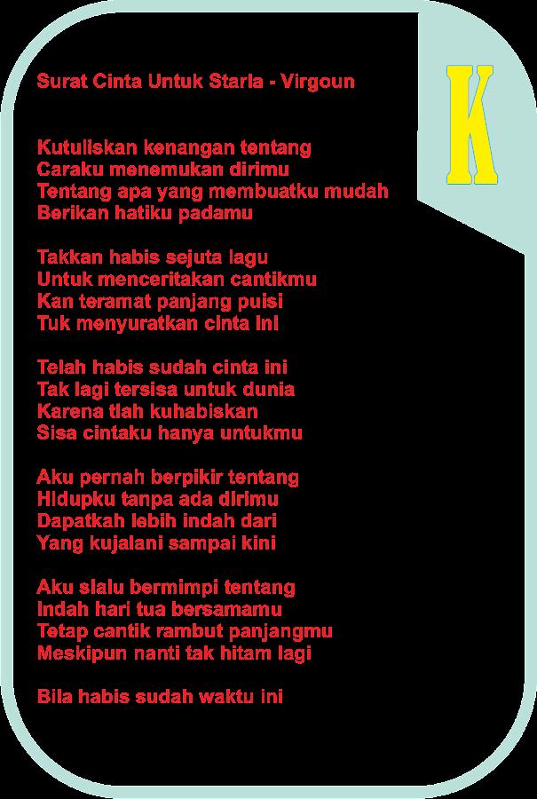 Balasan Surat Starla Virgoun 30 Apk Download Android