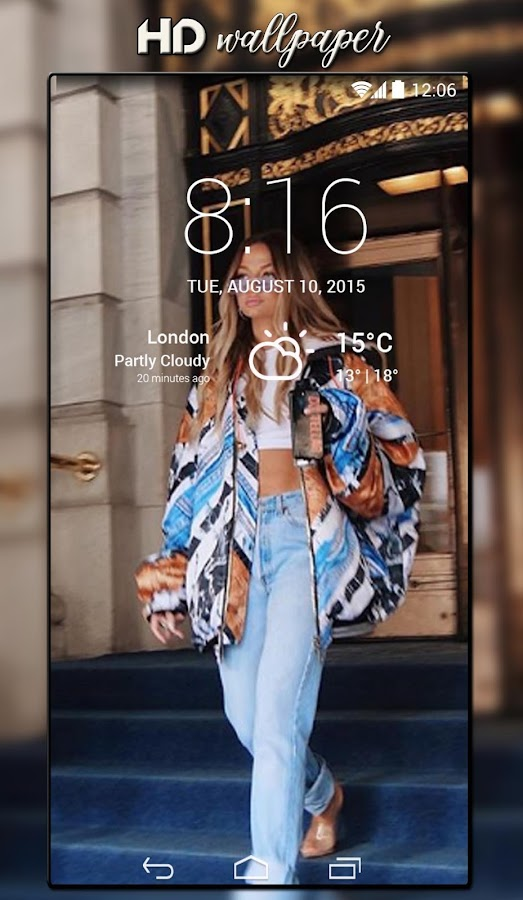 Erika Costell Wallpapers 1.0 APK