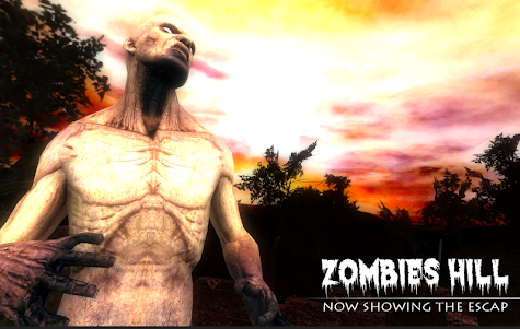 Zombies Hill 1.0 screenshot 8