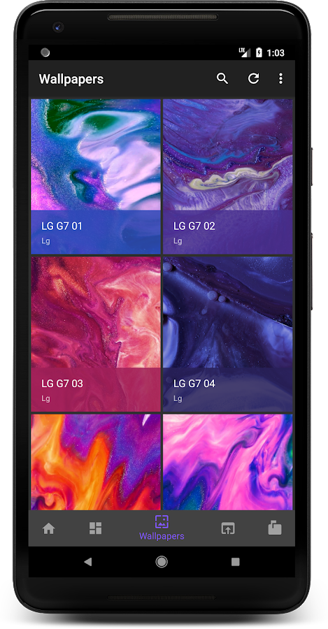 LG G7 Experience - Icon Pack 2 6 APK Download - Android