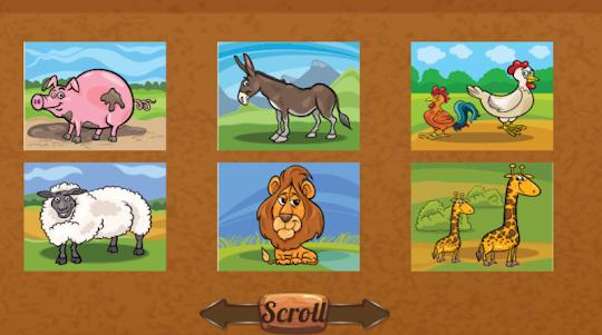 Animal Farm Puzzles for kids 1.0.0 screenshot 3