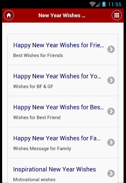 New Year Wishes and Greetings 0.0.1 APK Download - Android ...