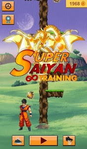 Super Saiyan: Infinite Training 1.01 screenshot 1