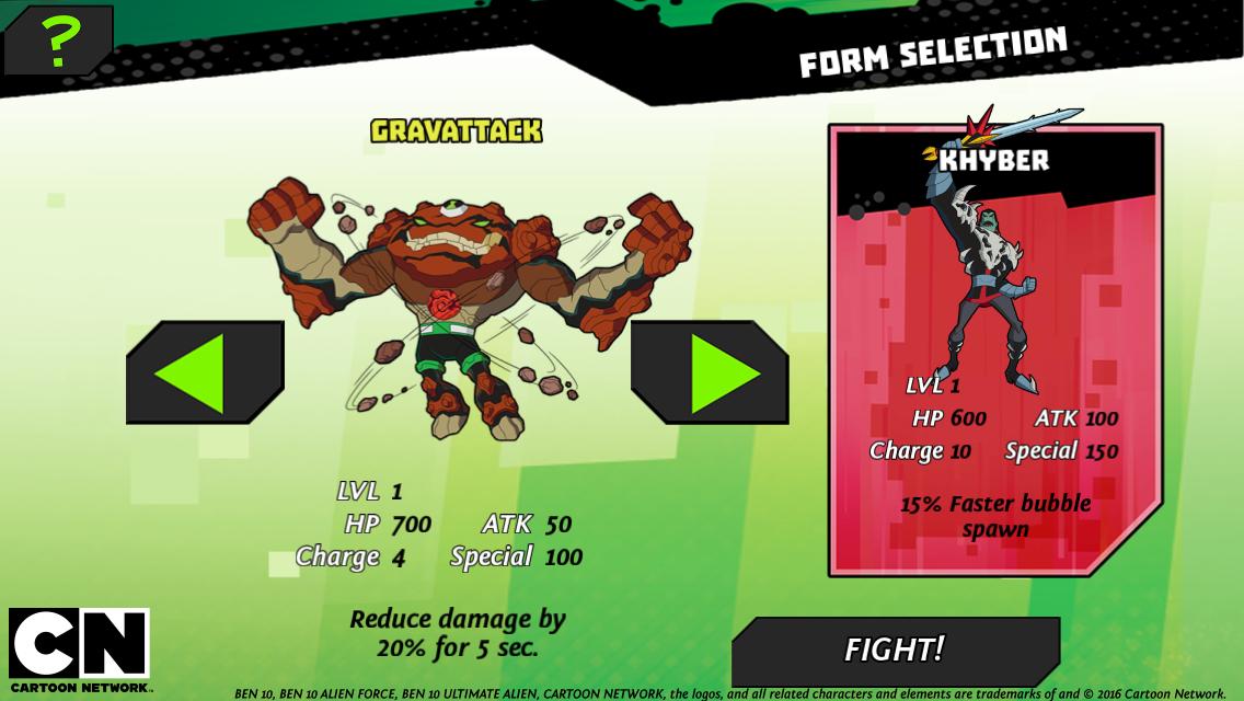 Ben 10 Omnitrix Power Screenshot 8
