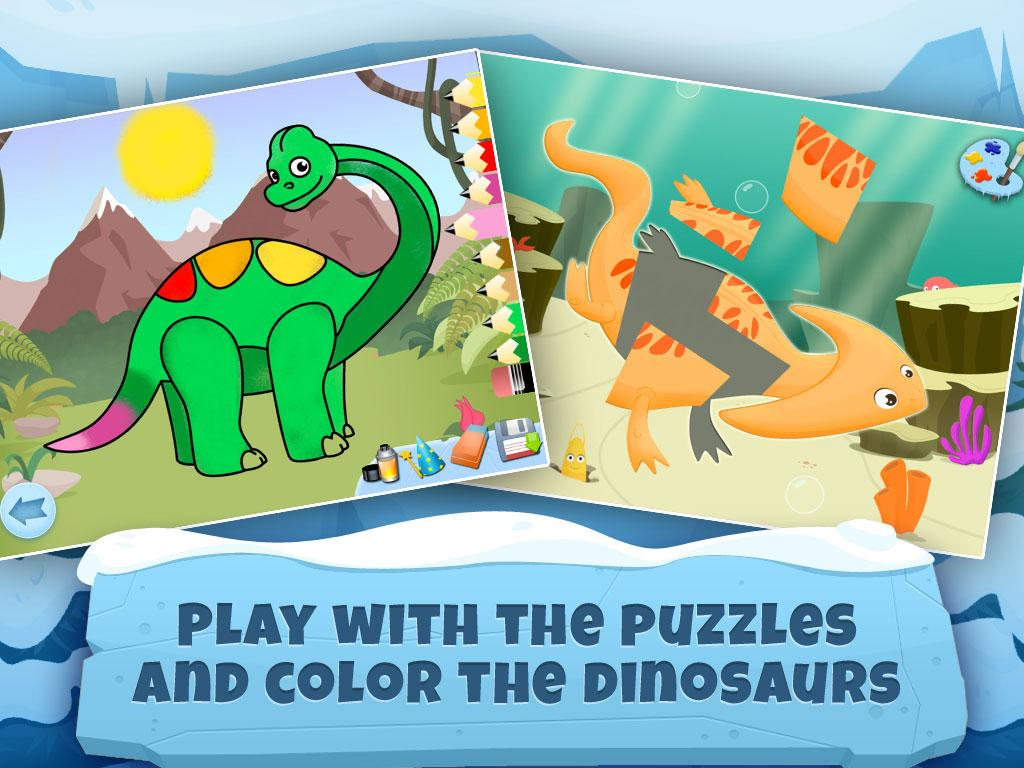 Archaeologist Dinosaur Games 1 6 1 APK Download Android