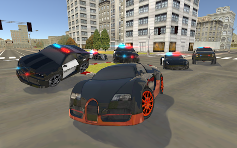 Police Chase: Thief Pursuit 1.1 screenshot 1