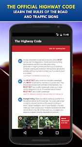 Motorcycle Theory Test UK Free 4.1 screenshot 4
