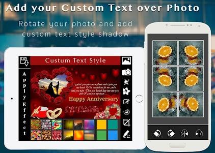 Anniversary Photo Frames 1.5 screenshot 5