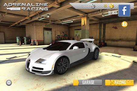 Adrenaline Racing: Hypercars 1.1.8 screenshot 1