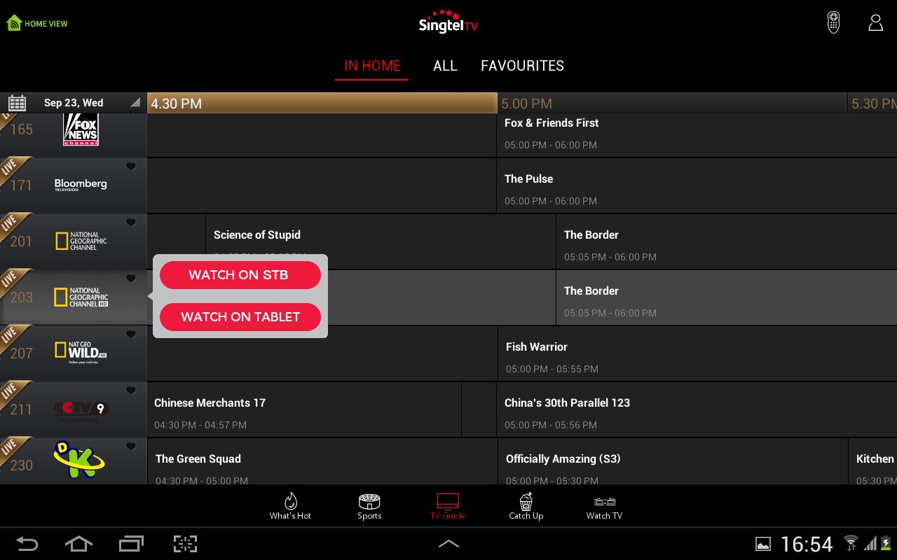 singtel tv go 641 apk download android entertainment apps