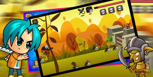 Arrow Archers:Castle  of defender 1.0 screenshot 6
