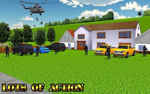 Rogue Assassin : Civilian Rescuer 1.0 screenshot 3