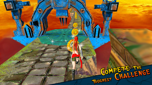 Temple Dancer : Free Runner 0.0.1.5 screenshot 1