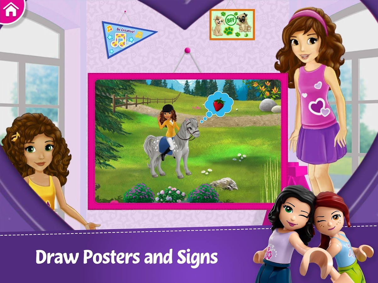 Lego Friends Maker Studio 1220 Apk Download Android Casual Games
