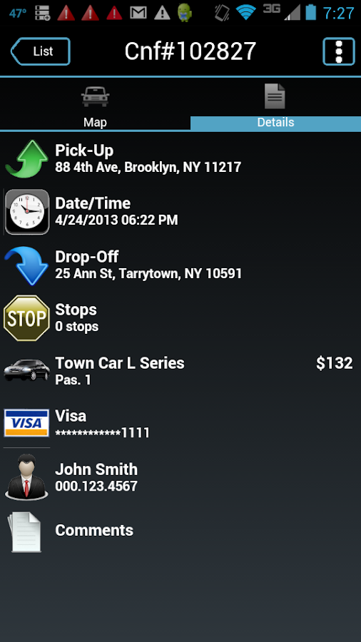 Bushwick Car Service >> Bushwick Car Service 1 0 Apk Download Android