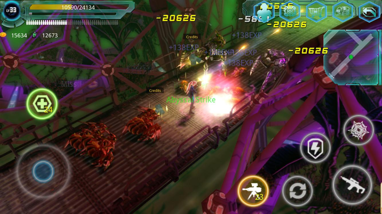 Alien Zone Raid 2 1 6 APK Download - Android Action Games