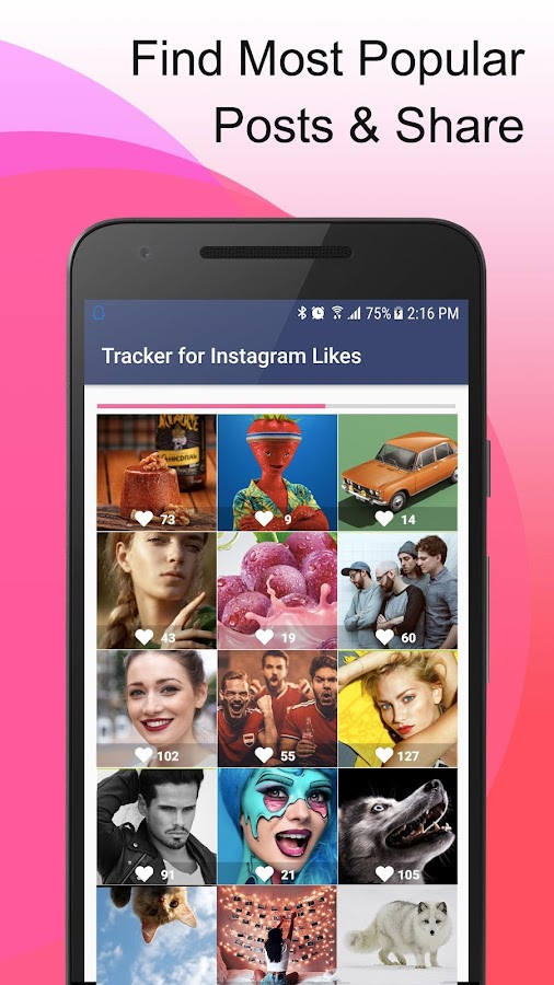 Tracker for Instagram Likes & Followers 1 0 3 APK Download