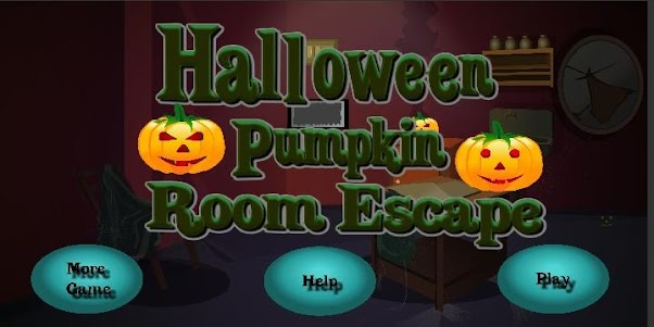 Halloween Pumpkin Room Escape 2.0.0 screenshot 2