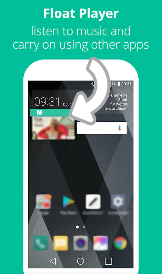 Minimize for Youtube play in background 3 0B APK Download