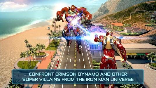 Iron Man 3 - The Official Game 1.6.9 screenshot 5
