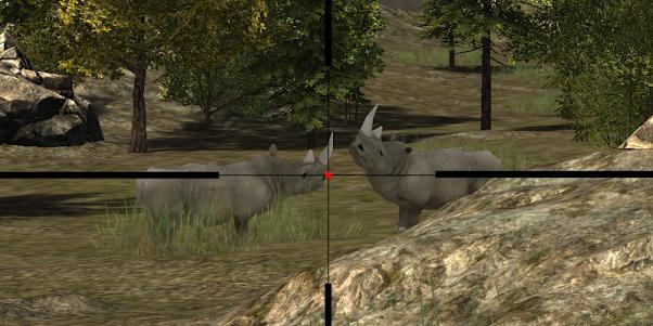 Jungle Sniper Hunter Simulator 1.1 screenshot 11