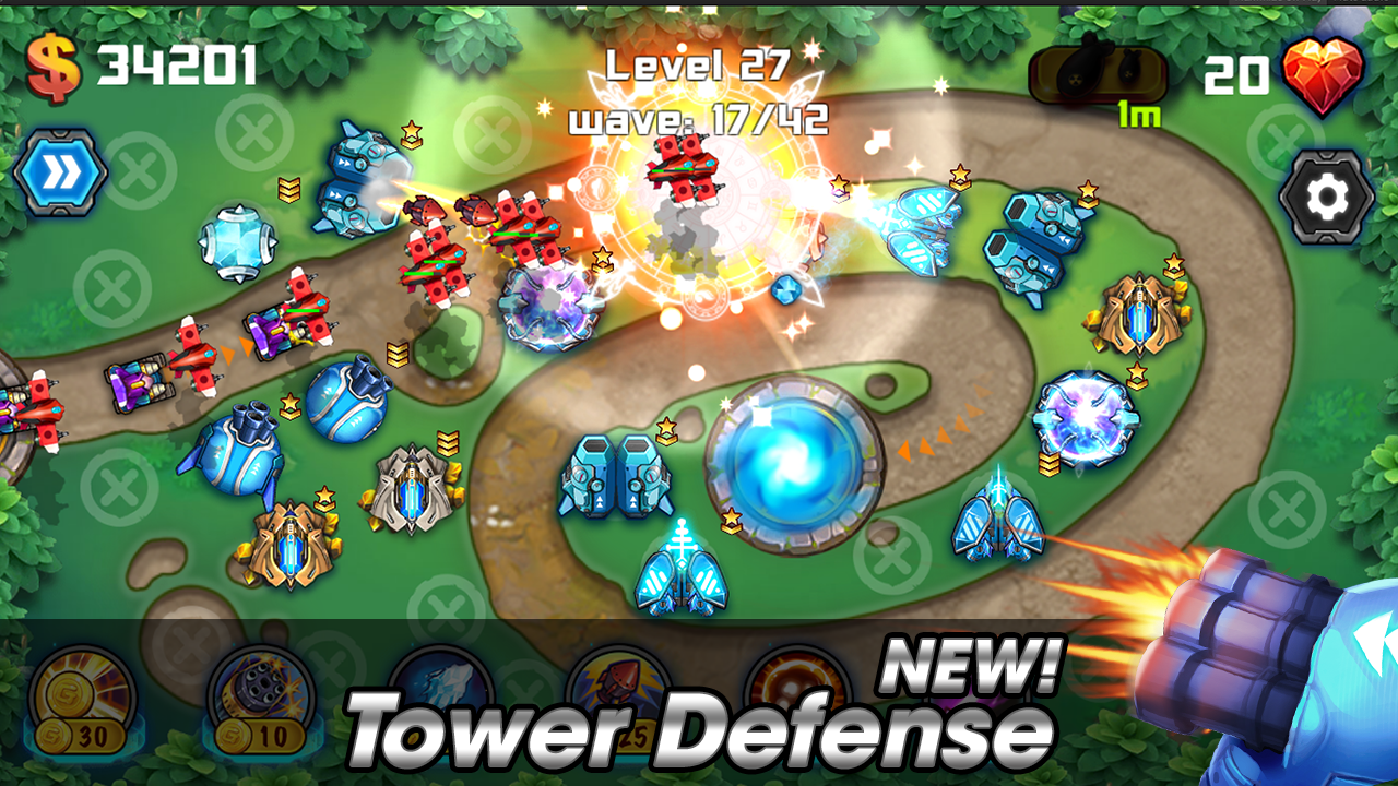 Tower Defense: Battlefield 1 0 6 APK Download - Android